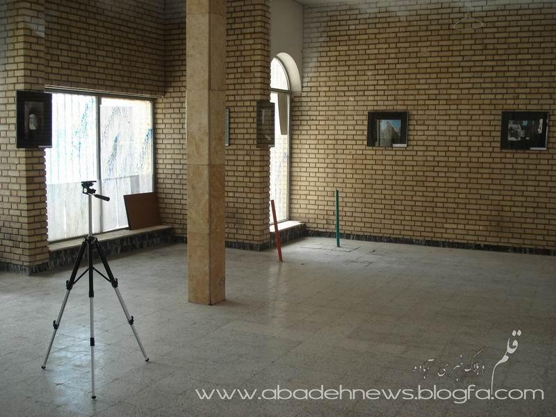 نمایشگاه عکس قلعه ایزد خواست
