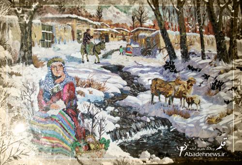 نمایشگاه نقاشی دستان - مهسا جهانگیری